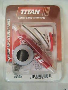 QUIOSS Piston Pump Repair Kit 704-586 704-551 For Titan 440