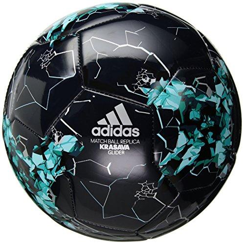 adidas Performance Euro 16 Glider Soccer Ball, White ...